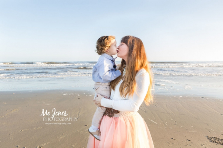 Charleston Isle of Palms Beach Family Photographer